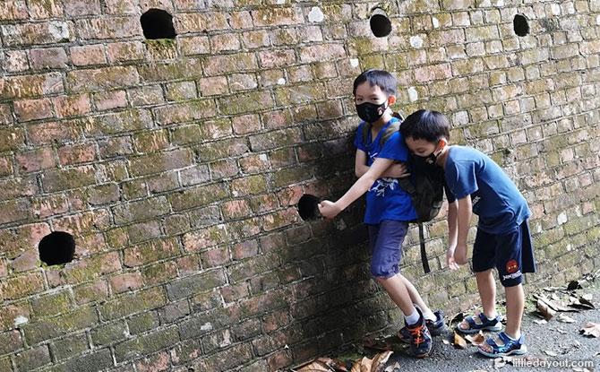 Explore Fort Pasir Panjang