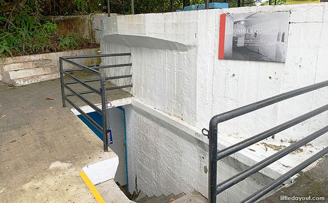 Siloso Tunnel B Complex