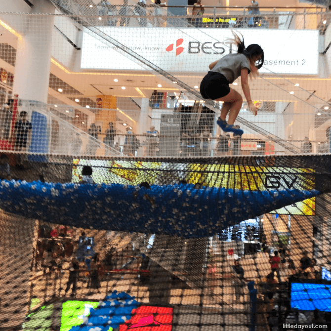 Catch some air at Airzone Singapore