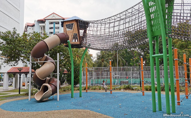 West is Best: Jurong East St 32 Playground