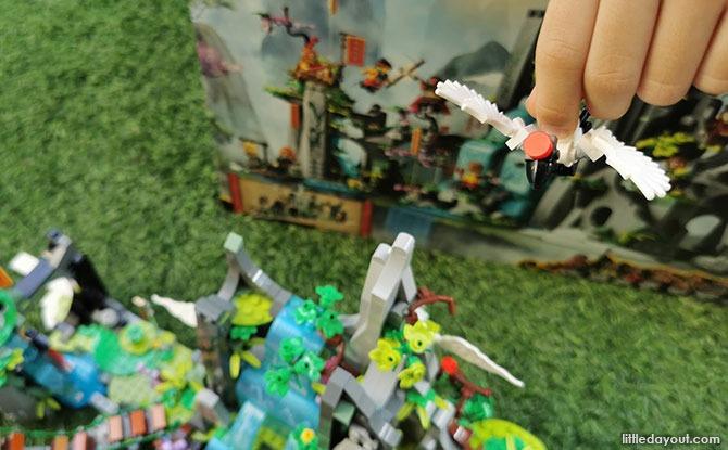 LEGO Flower Fruit Mountain Review