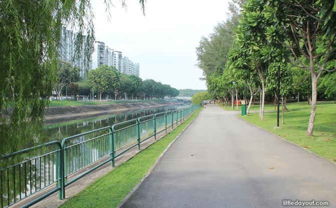 SerangoonPCN, adjacent to Punggol Park
