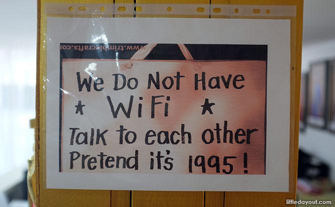 No Wifi Sign