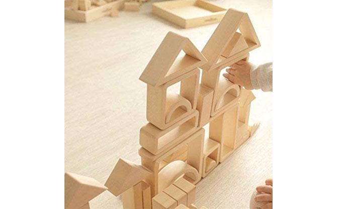 Kubi Dubi Wooden Blocks
