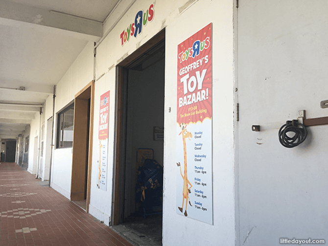 Toy R Us Warehouse Sale 2018