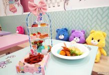Precious Moments x Care Bears Pop-Up Café: Doubly Sweet Treats