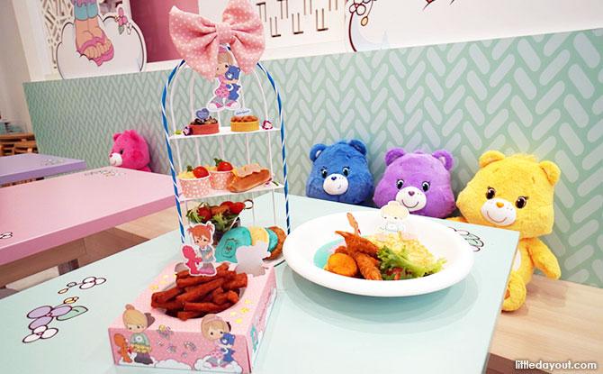 Precious Moments x Care Bears Pop-Up Café: Doubly Sweet Treats