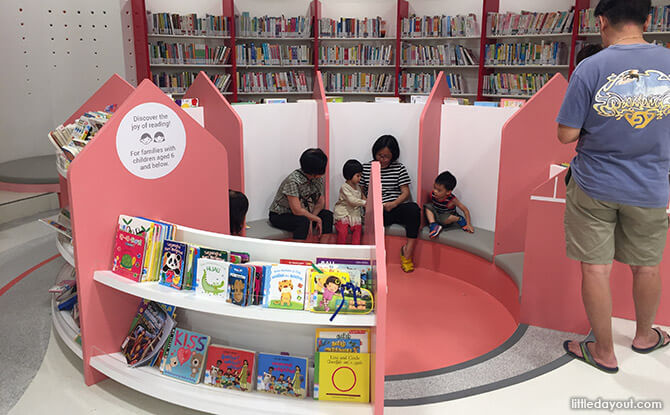 e09 Bukit Panjang Public Library Childrens Zone 15