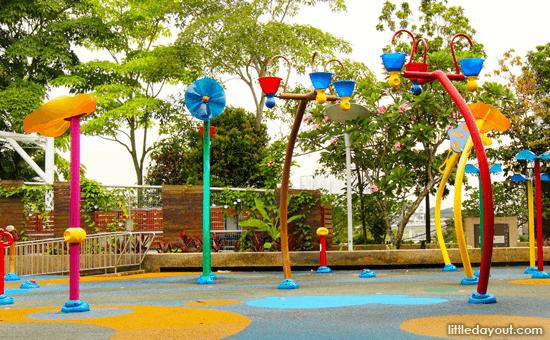 Garden Plaza, IMM