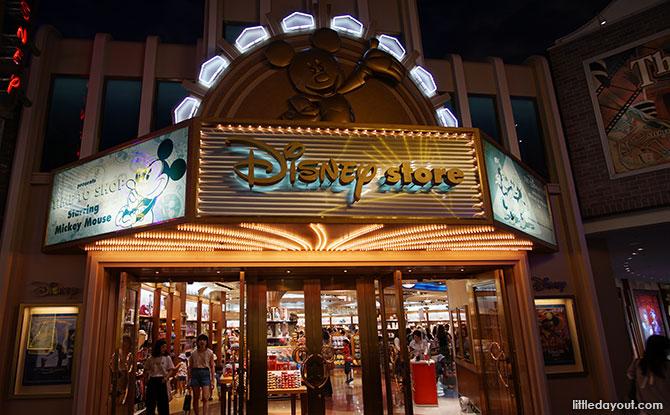 Disney Store, Ikspiari Mall