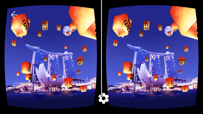 VR Lanterns