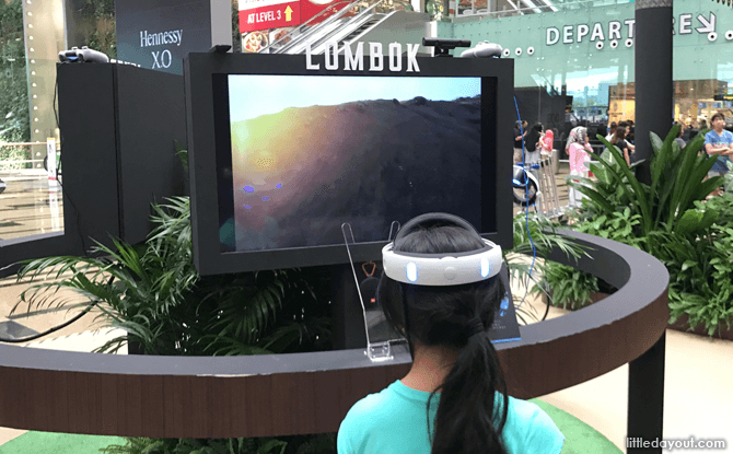 VR Station at Discover Indonesia