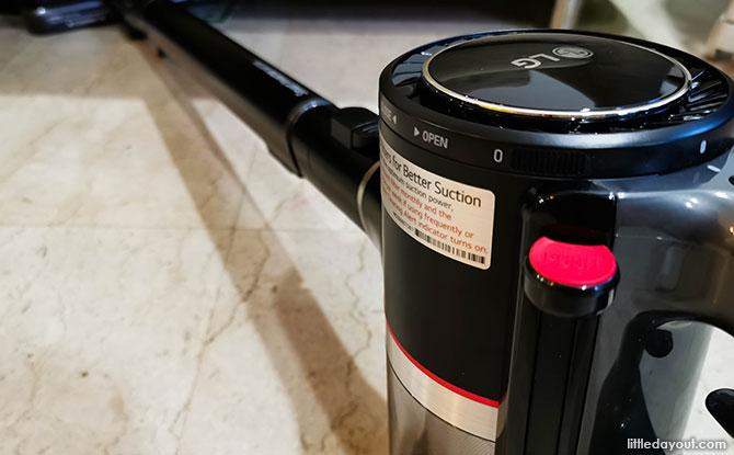 Verdict of the LG CordZero A9 Vacuum Cleaner