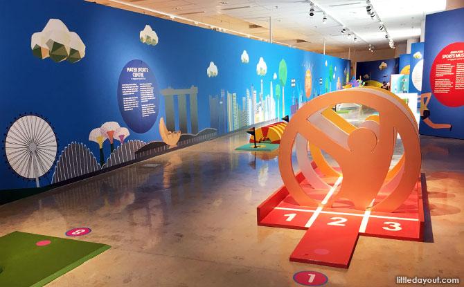 Putt Power exhibition