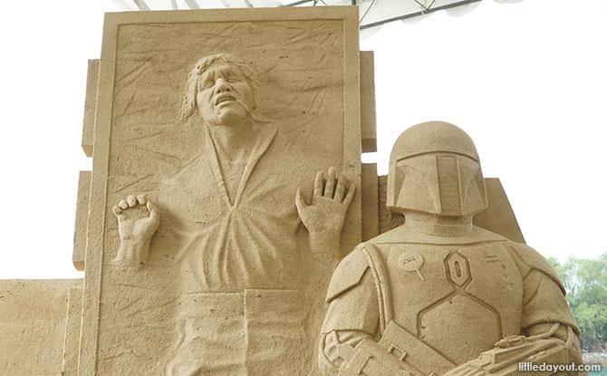 Star Wars Sentosa Sandsation