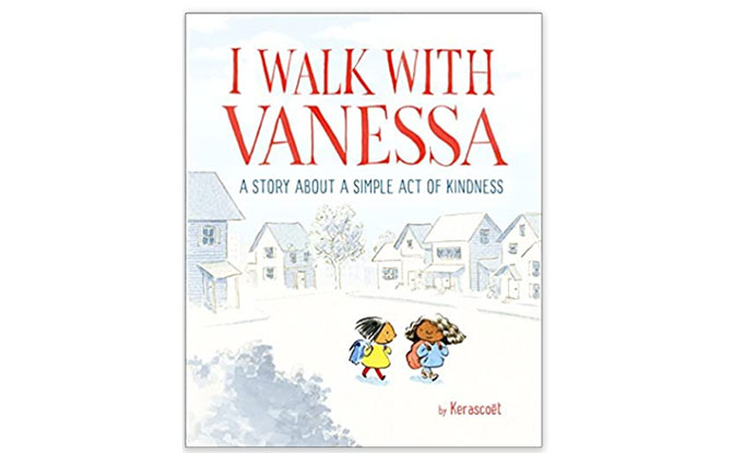 I Walk with Vanessa by Kerasoet