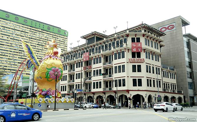 Yue Hwa Chinese Products Emporium, Chinatown, Singapore