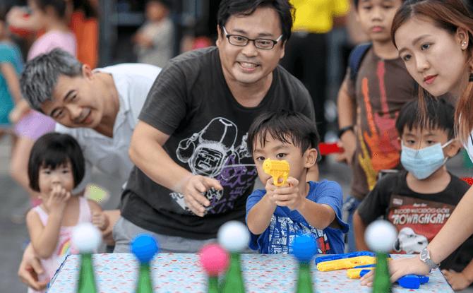 Sports Hub Community Play Day - Water Festival