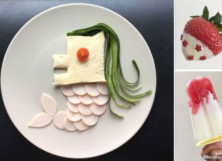 Edible Singapore National Day Crafts For Kids