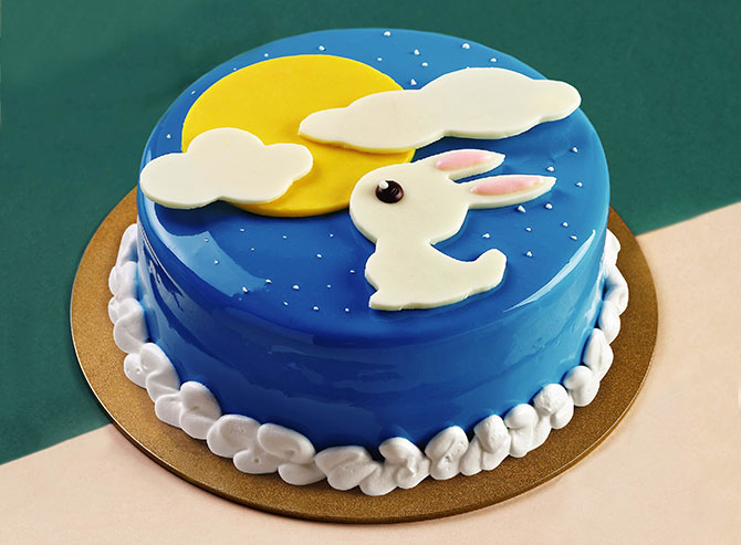 PrimaDéli Moon Rabbit Cake
