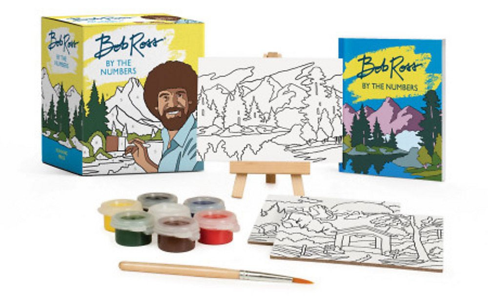 Bob Ross by the Numbers - Bob Ross Gifts