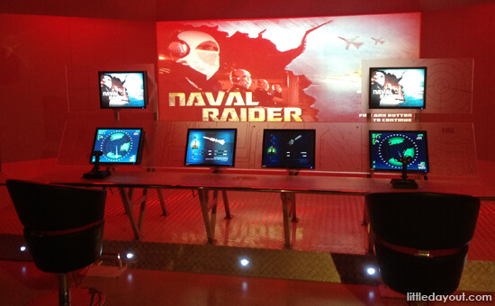Naval Raider - Singapore Navy Museum