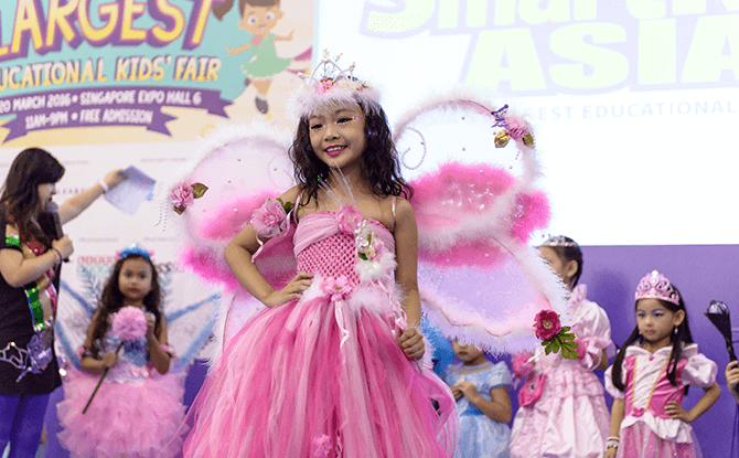 SmartKids Asia 2016 - Princess & Superhero Contest