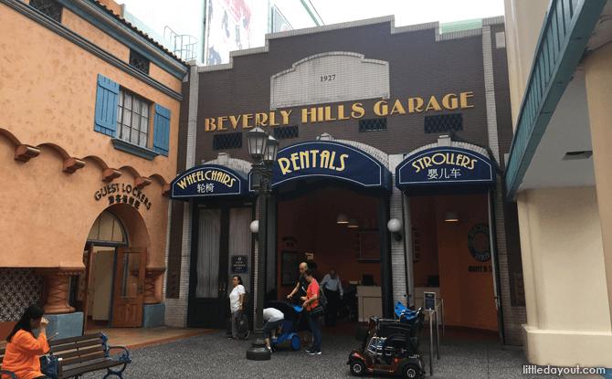 Beverly Hill Garage