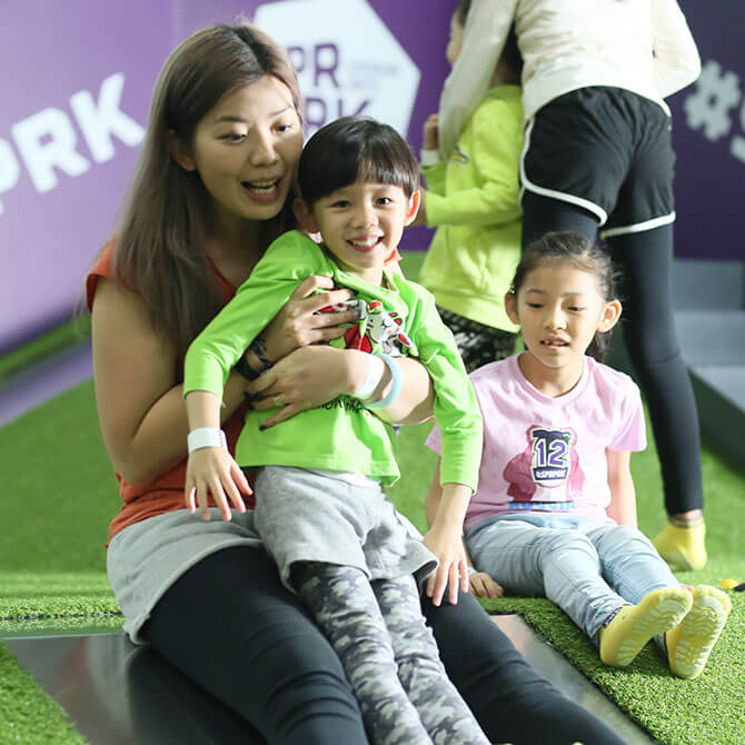 SuperPark Indoor Activity Park