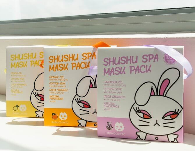 Shushu Mask