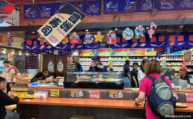 Don Don Donki Sushi Bar