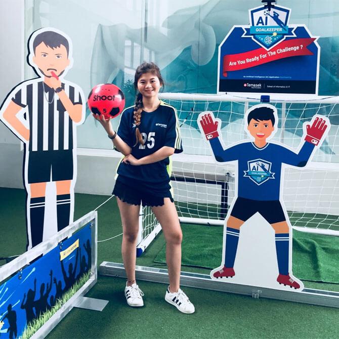 AI Goalkeeper