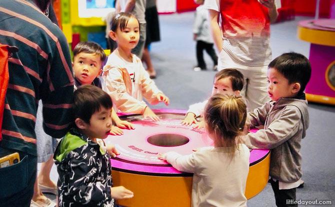 Children's Gallery, Hong Kong Science Museum