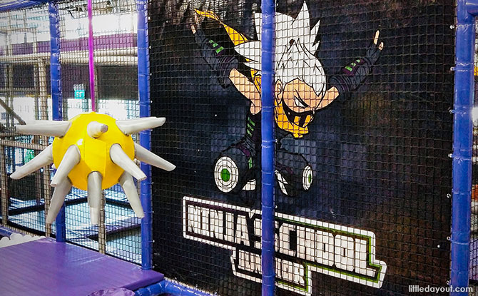 Ninja School - Kiztopia