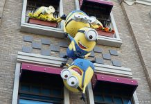 Minion Park, Universal Studios Japan: Minion Mayhem In The Park