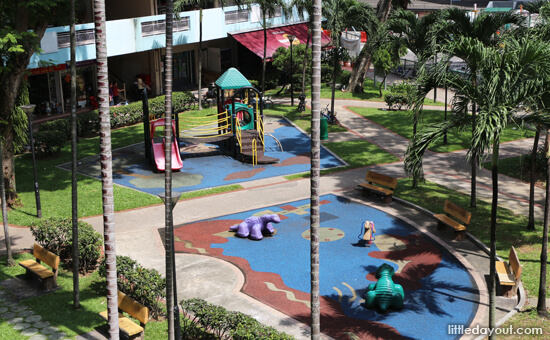 Chin Swee Playground