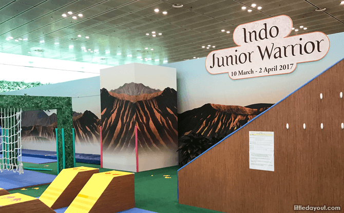 Indo Junior Warrior