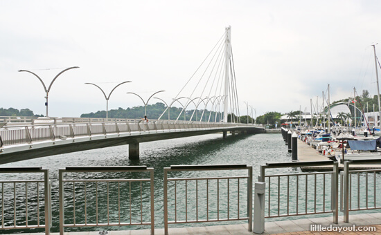 Keppel Bay Bridge