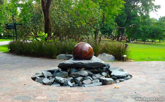 Swiss Granite Ball