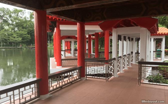 Chinese Garden Tea House