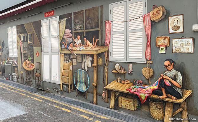 My Chinatown Home