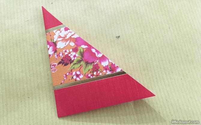 Craft with ang pow