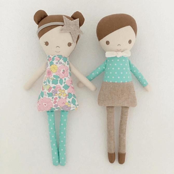 Girl Boy Dolls
