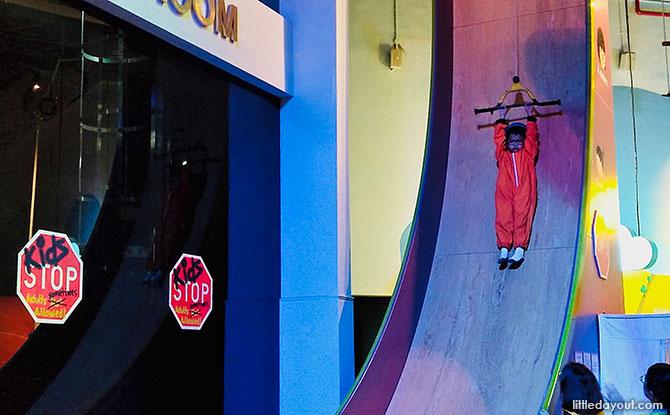 Giant J Slide