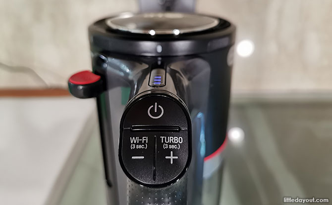 LG CordZero A9 Kompressor Vacuum Cleaner