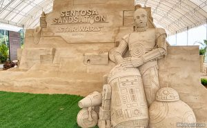 Sentosa Sandsation 2019: Star Wars Edition - The Force Comes To The Beach & FREE ENTRY TOO!