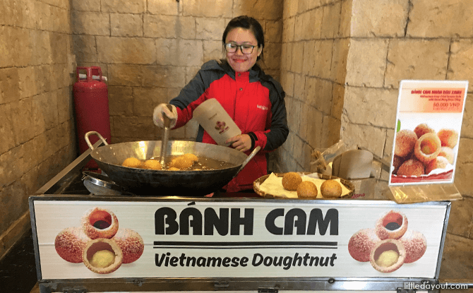 Vietnamese Doughnuts