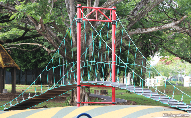Pasir Ris Park Playground - Best Outdoor Playgrounds in Singapore