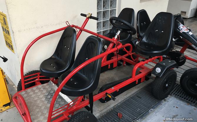 Family Go-Kart