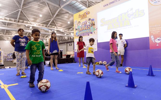 SmartKids Asia 2016 - Futsal Challenge